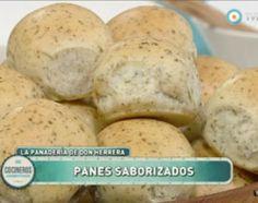Panes saborizados especiales