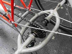 задний мост велосипеда