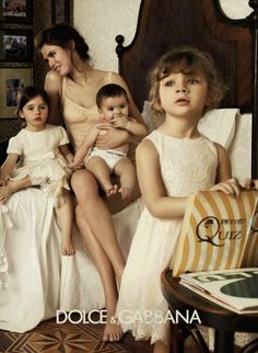 Dolce & Gabbana.. diapers..