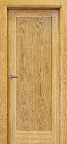 internal & interior doors | Oak Doors | Trade Spec Shaker 1 Panel (40mm) - the Door STore