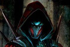 Dark Marr (Darth Marr en VO) était un Seigneur Sith membre du Conseil Obscur à l'époque de la Grande Guerre Galactique.