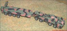 "Panzertransporter ""Elefant""1:87 (H0)"