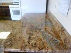 All depends on the color of the backsplash Granite Backsplash, Granite Kitchen, Kitchen Backsplash, New Kitchen, Kitchen Ideas, Kitchen Design, Kitchen Cabinets, Brown Granite, Kitchen Makeovers