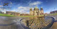 Travel Deals link in bio for you to see Berlin's Lustgarden. http://ift.tt/24sZ233 #Travel #Foodie #Wanderlust #Blog