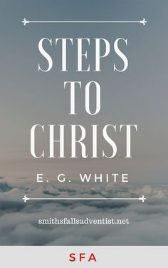 Illustration-ebook cover-text-steps to christ