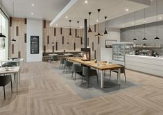 Wood effect Wood Effect Porcelain Tiles, Natural Wood, Hamilton, Relax, Pure Products, Whisper, Basement, Table, Furniture