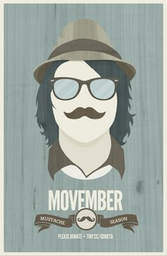 I love movember! I need to go back to the aussie lands