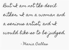 Maria Callas quote from the Merola Opera Program Facebook: https://www.facebook.com/MerolaOpera
