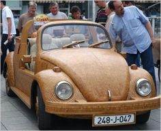 Image detail for -Life Around Us: Amazing Wooden Cars