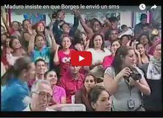 Maduro nervioso por entrada de Julio Borges como presidente de la AN  http://www.facebook.com/pages/p/584631925064466