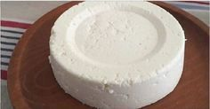 The homemade cheese is extremely delicious, healthy and economical, and won't take much of your time. Best Cheese, Vegan Cheese, Cooking Time, Cooking Recipes, Good Food, Yummy Food, Healthy Food, Salty Foods, No Salt Recipes