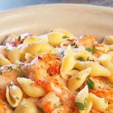 Shrimp Scampi with Lemon: I'm hungry...I'd better make dinner soon!