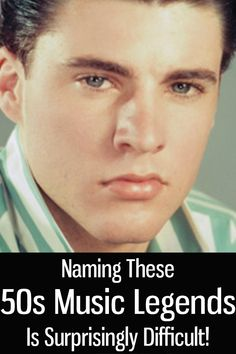 Quiz: Remember These Music Legends? Test Your Skills! 50s Music, Music Challenge, Take A Quiz, Grandmothers Love, Ricky Nelson, Do You Remember, Deck Of Cards, Trivia, Rock N Roll