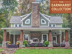 Giant Sequoia Home Plan - Earnhardt Collection™ Schumacher Homes