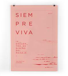 Siempreviva by Clara Fernández, via Behance