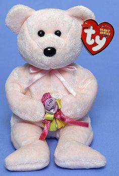 Dear - Bear - Ty Beanie Babies