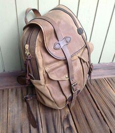 Filson rucksack vintage