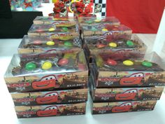 Traffic brownie. Cars birthday party