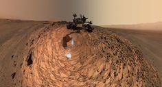 Could It Be A Metallic UFO? Online Alien Hunters Freak Over Shiny Mars Metal