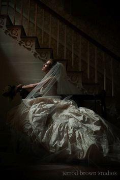 Jerrod Brown Studios // love the lighting on this portrait!