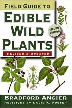 Buy Field Guide to Edible Wild Plants by Bradford Angier, David K. Foster and Read this Book on Kobo's Free Apps. Discover Kobo's Vast Collection of Ebooks and Audiobooks Today - Over 4 Million Titles! Survival Food, Outdoor Survival, Survival Prepping, Survival Skills, Emergency Preparedness, Camping Survival, Emergency Preparation, Urban Survival, Survival Stuff