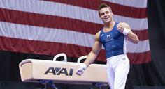 Sam Mikulak (US gymnastics)