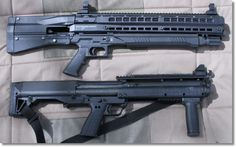 UTAS 15 Round Bullpup Pump Shotgun - KSG Killer?  UTS-15 - New Gun Review