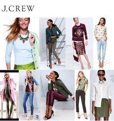 Jcrew favs