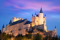 Yes, You Can Visit Real-Life Disney Princess Castles