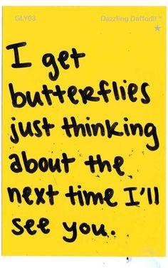 Stupid butterflies.