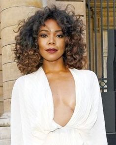 Gabrielle Union - Bouncy Curls - Custom Celebrity Lace Wig Gabrielle Union - Bouncy Curls - Custom C African Hairstyles, Afro Hairstyles, Wedding Hairstyles, Black Hairstyles, Teenage Hairstyles, Layered Hairstyles, Homecoming Hairstyles, Everyday Hairstyles, Straight Hairstyles