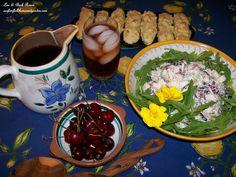 A cool summer supper  ~ Waldorf Chicken Salad http://ourfairfieldhomeandgarden.com/a-cool-summer-supper-waldorf-chicken-salad/