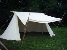Anglo Saxon Geteld Tent