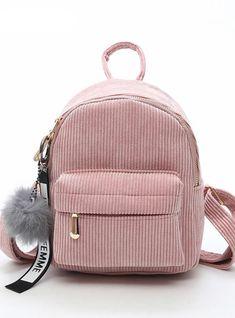 c4745be8d8 Cute Backpack For Teenagers Children Mini Back Pack. New Corduroy Mini  Female Shoulder Bag ...