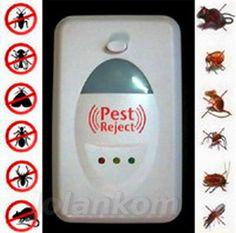 Pest Reject - skuteczny odstraszacz owadów i gryzoni w twoim domu