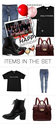 """Happy Birthday Polyvore! YAy!!"" by mycherryblossom ❤ liked on Polyvore featuring картины"