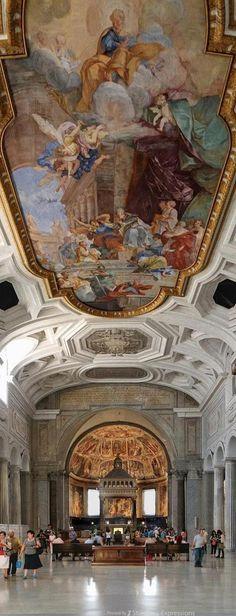 Basilica di San Pietro in Vincoli - Rome | Italy