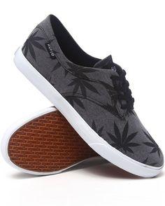 HUF Sutter 420 plantlife Sneakers