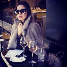 Melissa Melita in the Dita Magnifique #DITAgirl #DITAeyewear