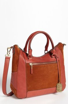 Vince Camuto 'Mikey' Satchel, Large available at #Nordstrom