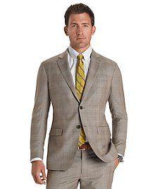 Cambridge Saxxon™ 1818 Suit - Brooks Brothers