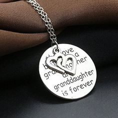 GET $50 NOW   Join RoseGal: Get YOUR $50 NOW!http://m.rosegal.com/necklaces/engraved-love-forever-double-heart-702107.html?seid=7179977rg702107