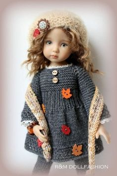 Crochet dolls 802625964824130591 - Crochet Clothes Doll Hand Made 24 Ideas Source by Knitting Dolls Clothes, Crochet Doll Clothes, Knitted Dolls, Girl Doll Clothes, Doll Clothes Patterns, Girl Dolls, Crochet Girls Dress Pattern, Crochet Doll Dress, American Girl Outfits