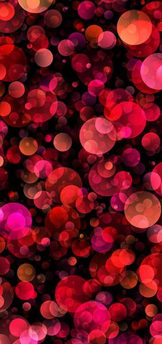 6800 Red and Pink Christmas Bokeh Backdrop