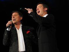 ... In een duet met Udo Jürgens en Kent Stetler.
