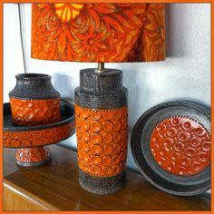 Retro Scandinavian: Italiensk keramikk