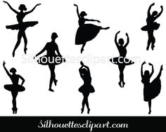 Download and get the free sample vector and image files of this Ballerina Silhouette Vector Graphics, ideal for dance and music vector graphics, party flyers, dj party graphics