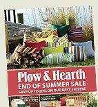 Plow & Hearth Catalog