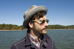 John Gourley from Portugal. The Man.