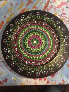 beautiful dot art painting - Google Search